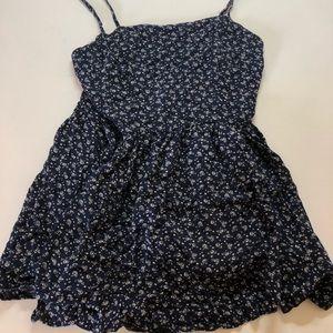 John Galt floral mini dress